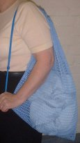 Draw String Shoulder Bag