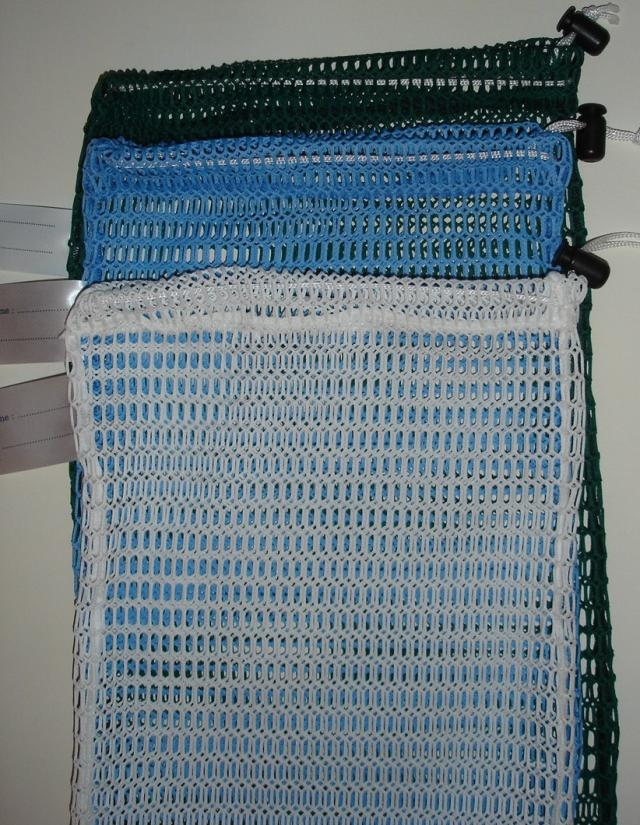 Enlarge Small Drawstring Net Bag